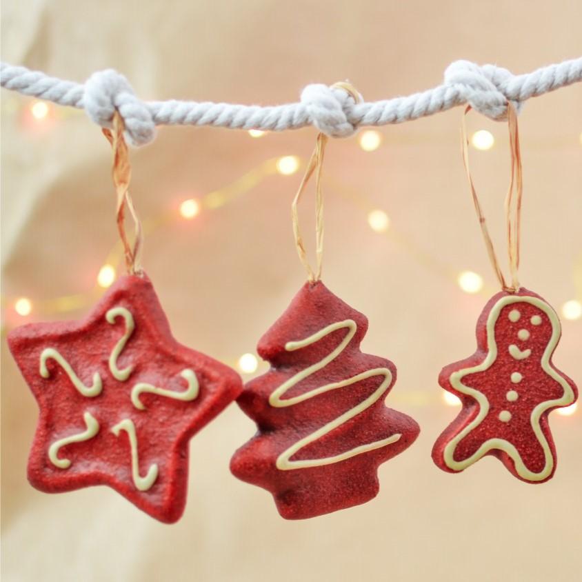 Salt Dough Ornaments sq